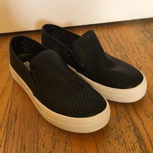 Steve Madden Gal-P Perforated Slip-On Sneaker